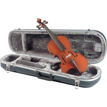 Yamaha - Standard Model AV5 Violin Outfit 4/4 Size with Dominant Upgrade