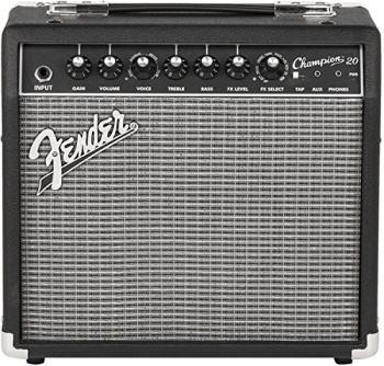 Fender - Champion 20 - 20-Watt Electric Guitar Amplifier