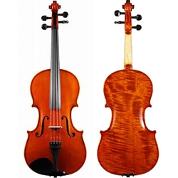 "Krutz Strings - Krutz 200 Series Viola 16.5"" with case and bow"